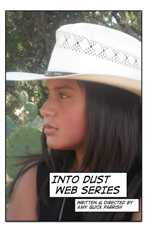 INTO DUST DVD COVER